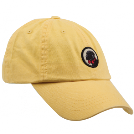 Frat Hat Yellow